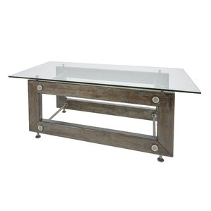 felson industrial coffee table