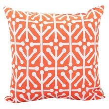 Boxelder Indoor/Outdoor Throw Pillow