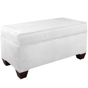 Wayfair Custom Upholstery™ Upholstered Storage Bench