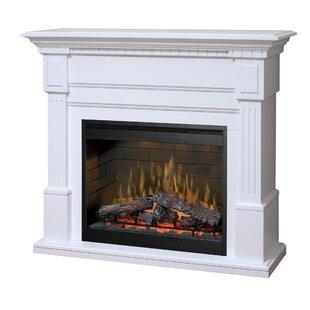 Juri Electric Fireplace by Dar..