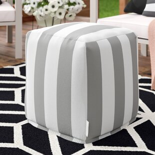 Mufeeda Square Ottoman by Willa Arlo Interiors