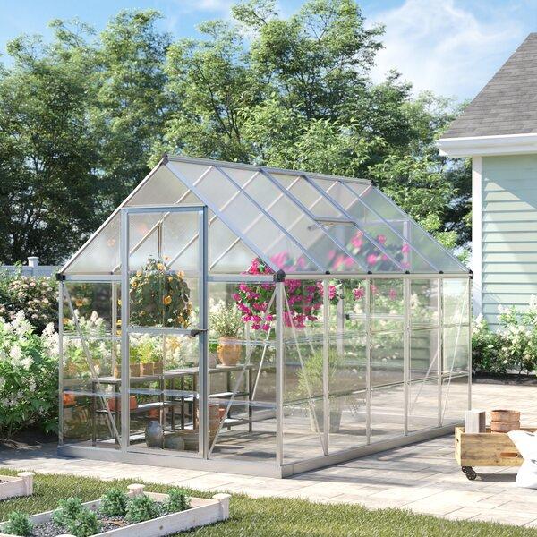 Palram Greenhouse 8x8 | Wayfair