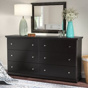 Petersfield 6 Drawer Dresser