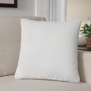 Plush and Soft Cotton Throw Pillow Insert