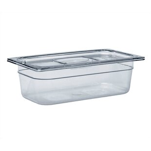3 Space Cold Food Pan Food Storage Container. by Rubbermaid Commercial Products  sc 1 st  Wayfair & Rubbermaid Commercial Products Food Storage u0026 Dispensers Youu0027ll Love ...