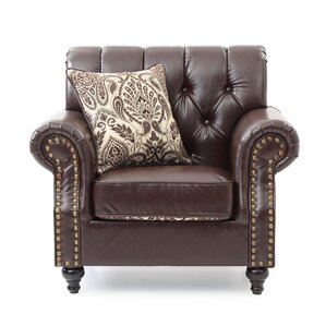 Waldroup Armchair by Darby Home Co