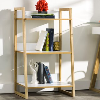 Arelious 3 Tier Etagere Bookcase by Ebern Designs SKU:BB932402 Guide