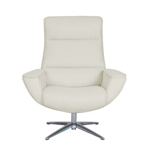 Logan Swivel Armchair by Serta at Home