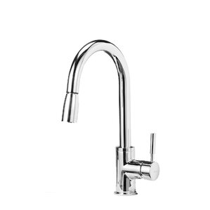 Blanco Sonoma Single Handle Pull-Down Spray Kitchen Faucet with Toggle Spray Function