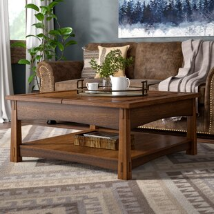 Loon Peak Rexford Lift Top Coffee Table