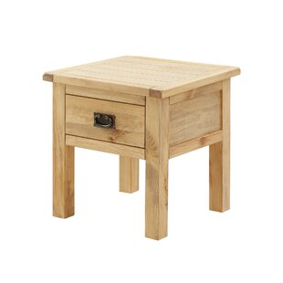 Nagle Side Table With Storage By Alpen Home