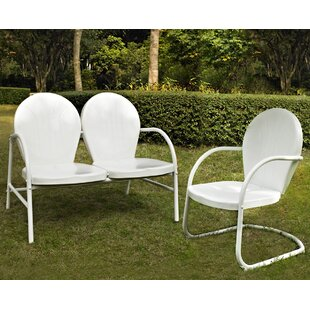 Samson 2 Piece Sunbrella Sofa Set