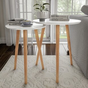 Kincer 2 Piece Nesting Tables