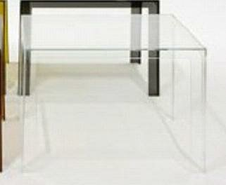 Invisible Coffee Table AllModern - Kartell invisible coffee table