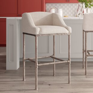 Taube 30 Bar Stool Laurel Foundry Modern Farmhouse