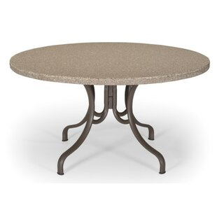 Synthestone Round Dining Table by Telesco..
