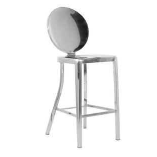 Salazar 26 Bar Stool Everly Quinn