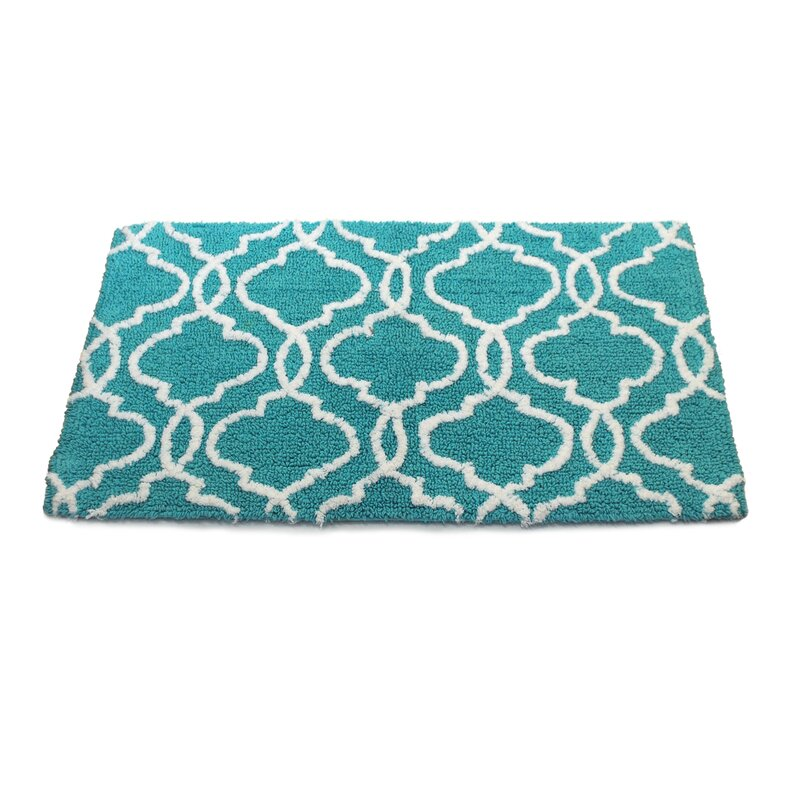 tangiers tufted bath rug