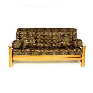 Laguna Box Cushion Futon Slipcover by Lifestyle Covers