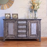 Zinc 58.25 Console Table by Artisan Home Furniture