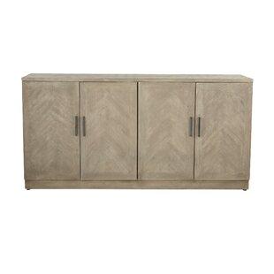 Westford Modern Wood 4-Door Sideboard Fresh