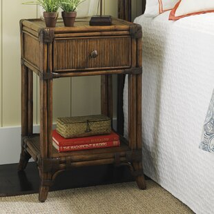 Bali Hai 1 Drawer Nightstand by Tommy Bahama Home