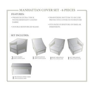 TK Classics Manhattan Winter 6 Piece Cove..