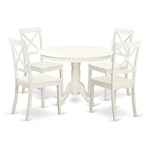 Travis 5 Piece Dining Set