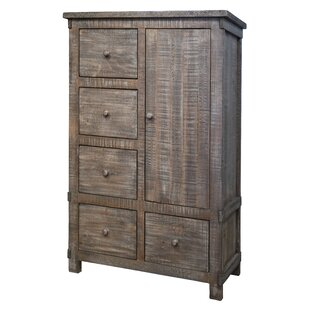 Studley 1 Door 5 Drawer Gentleman's chest by Millwood Pines