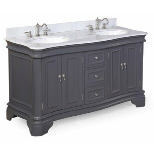 Katherine 60 Double Bathroom Vanity Set By Kitchen Bath Collection