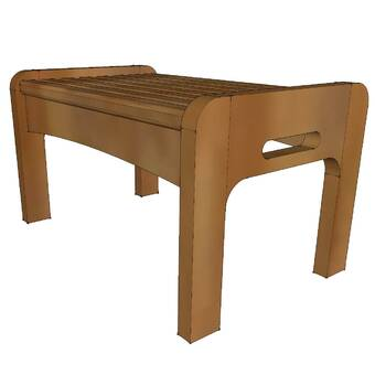 Tremendous Symple Stuff Truluck 1 Step Bamboo Growing Up Green Step Ocoug Best Dining Table And Chair Ideas Images Ocougorg