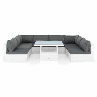 Cheap Price Wadkins 6 Seater Corner Sofa Set