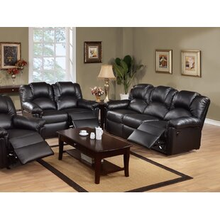 Infini Furnishings Jacob Reclining 2 Piece Living Room Set