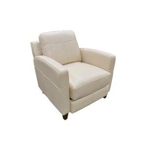Omnia Leather Skyline Armchair