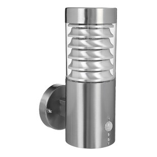 Halesworth LED 1 Light Outdoor Wall Sconce By Sol 72 Outdoor