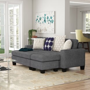 Amazing Michaud Reversible Sleeper Sectional With Ottoman Evergreenethics Interior Chair Design Evergreenethicsorg