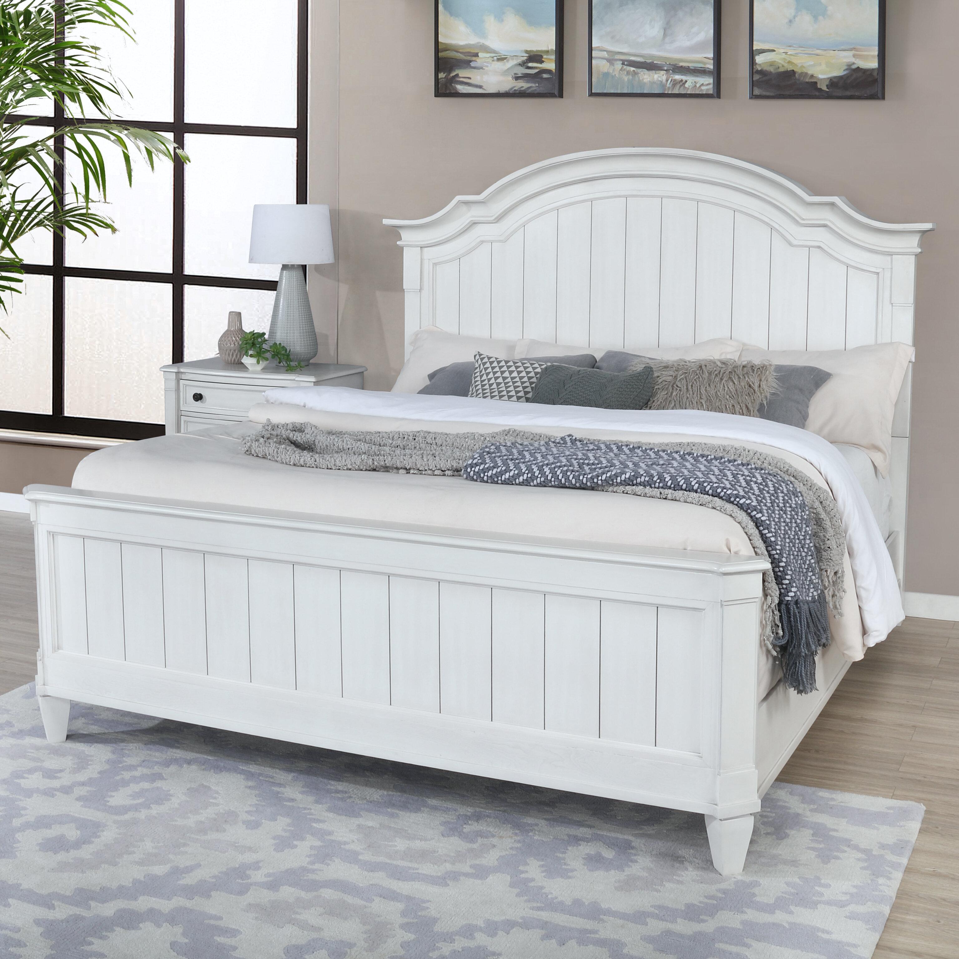 Ophelia Co Alayah Solid Wood Low Profile Platform Bed Wayfair