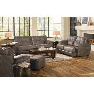 Hoppe 2 Piece Standard Living Room Set by Loon Peak