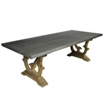 Juna Dining Table by Gracie Oaks