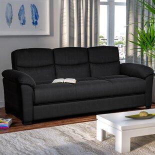 Melisa Fabric Storage Reclining Sleeper Sofa