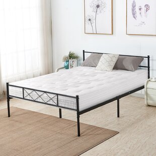 Ledford Metal Platform Bed Frame by Alcott Hill Savings