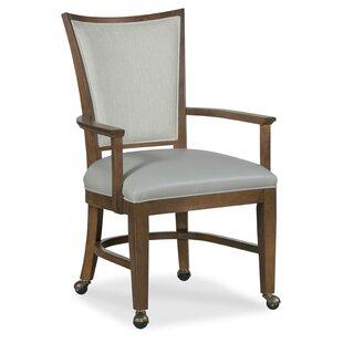Hamlin Upholstered Dining Chair by Fairfi..