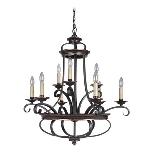 Astoria Grand Westerfield 9-Light Chandel..