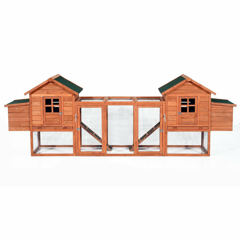 Suinga Poules dint/érieur 6 compartiments 82 x 47 x 123 cm Comprend des pieds Capacit/é 36 poules.