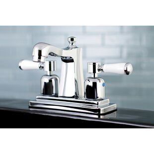 Kingston Brass Paris Centerset Bathroom Fauc..