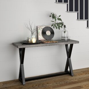 Breesha Console Table by Union Rustic