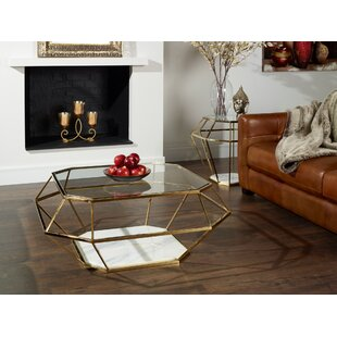 Review Locklin Occasional 2 Piece Coffee Table Set