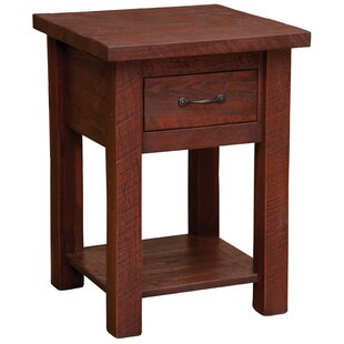 Frontier 1 Drawer Nightstand with Shelf