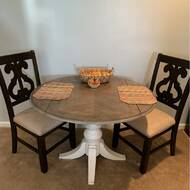 Birch Lane Reynaldo Drop Leaf Dining Table Reviews Wayfair