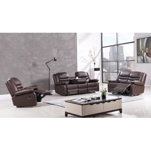 Bayfront 3 Piece Living Room Set